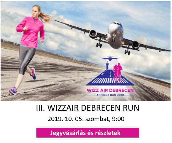 III. Wizzair Debrecen Run