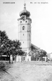 Református Kistemplom