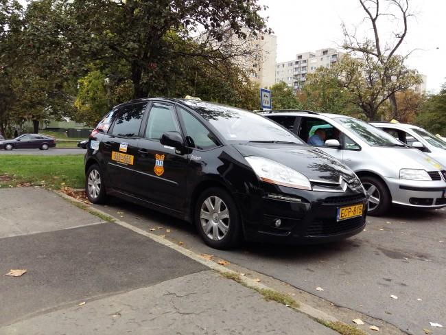 City taxi