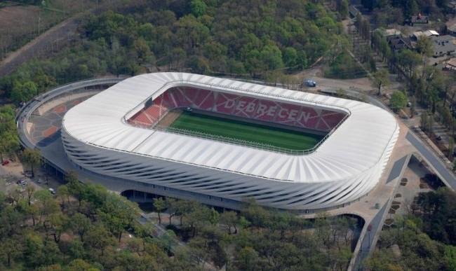 Stadion felülről